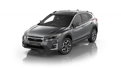 Subaru XV 2.0 HYBRID CVT Sport Plus Magnetite Grey Metallic