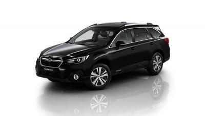 Subaru OUTBACK 2.5i  (175cv) Sport CVT Crystal black pearl