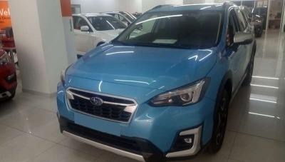 Subaru XV 2.0 hybrid EXECUTIVE PLUS Lagoon blue pearl