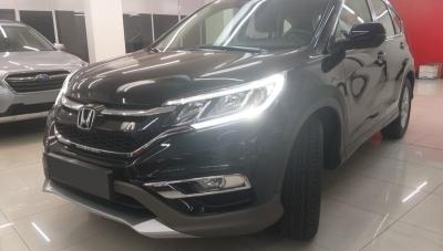Honda CR-V I-DTEC ELEGANCE NAVI PACK Negro metalizado