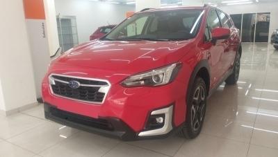 Subaru XV 2.0 hybrid SPORT PLUS Pure red