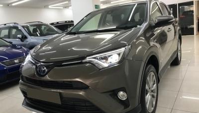 Toyota RAV4 2.5 HIBRID ADVANCE  PACK DRIVE Beige metalizado