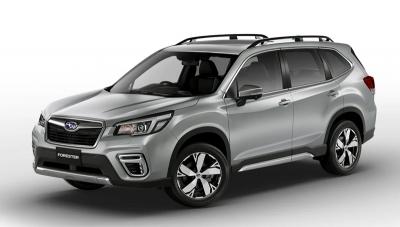 Subaru FORESTER 2.0 HYBRID CVT SPORT PLUS Ice Silver Metallic