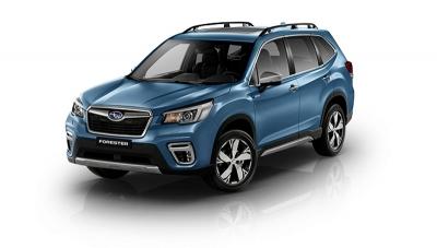 Subaru FORESTER 2.0 HYBRID CVT EXECUTIVE PLUS Horizon Blue Pearl