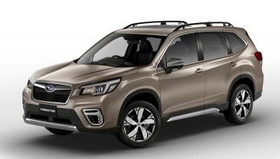 Subaru FORESTER 2.0 HYBRID CVT EXECUTIVE PLUS Sepia Bronze Metallic