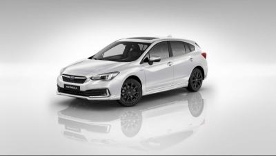 Subaru IMPREZA 2.0i HYBRID CVT URBAN Crystal White