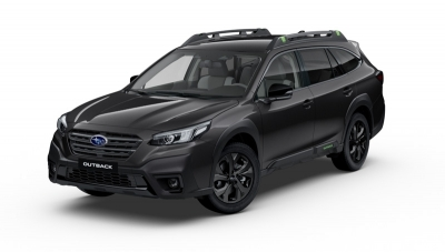 Subaru OUTBACK 2.5 CVT FIELD Magnetite Grey