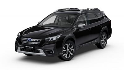 Subaru OUTBACK 2.5 CVT TOURING Crystal black