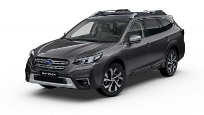 Subaru OUTBACK 2.5 CVT TOURING Magnetite Grey