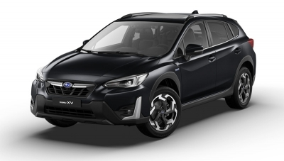 Subaru XV  2.0 HYBRID CVT Executive Plus MY21 Crystal black pearl