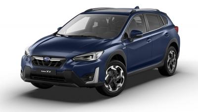 Subaru XV  2.0 HYBRID CVT Executive Plus MY21 Dark blue pearl