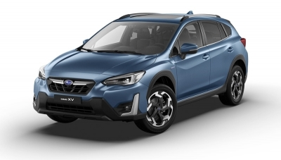 Subaru XV  2.0 HYBRID CVT Sport Plus MY21 Horizon Blue Pearl