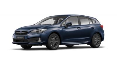 Subaru IMPREZA 2.0i HYBRID CVT URBAN Dark blue