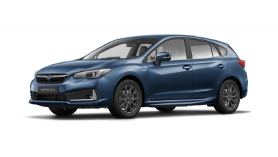Subaru IMPREZA 2.0i HYBRID CVT URBAN Horizon blue