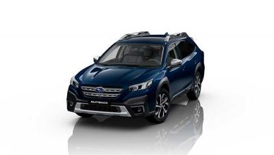 Subaru OUTBACK 2.5 CVT TREK Dark blue