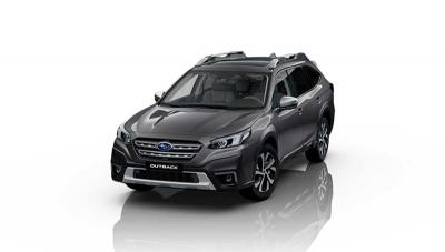 Subaru OUTBACK 2.5 CVT TREK Magnetite Grey