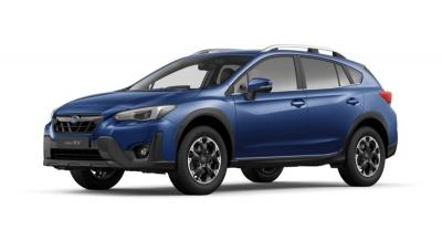 Subaru XV  1.6i 114cv CVT Executive Plus MY21 Lapis blue pearl