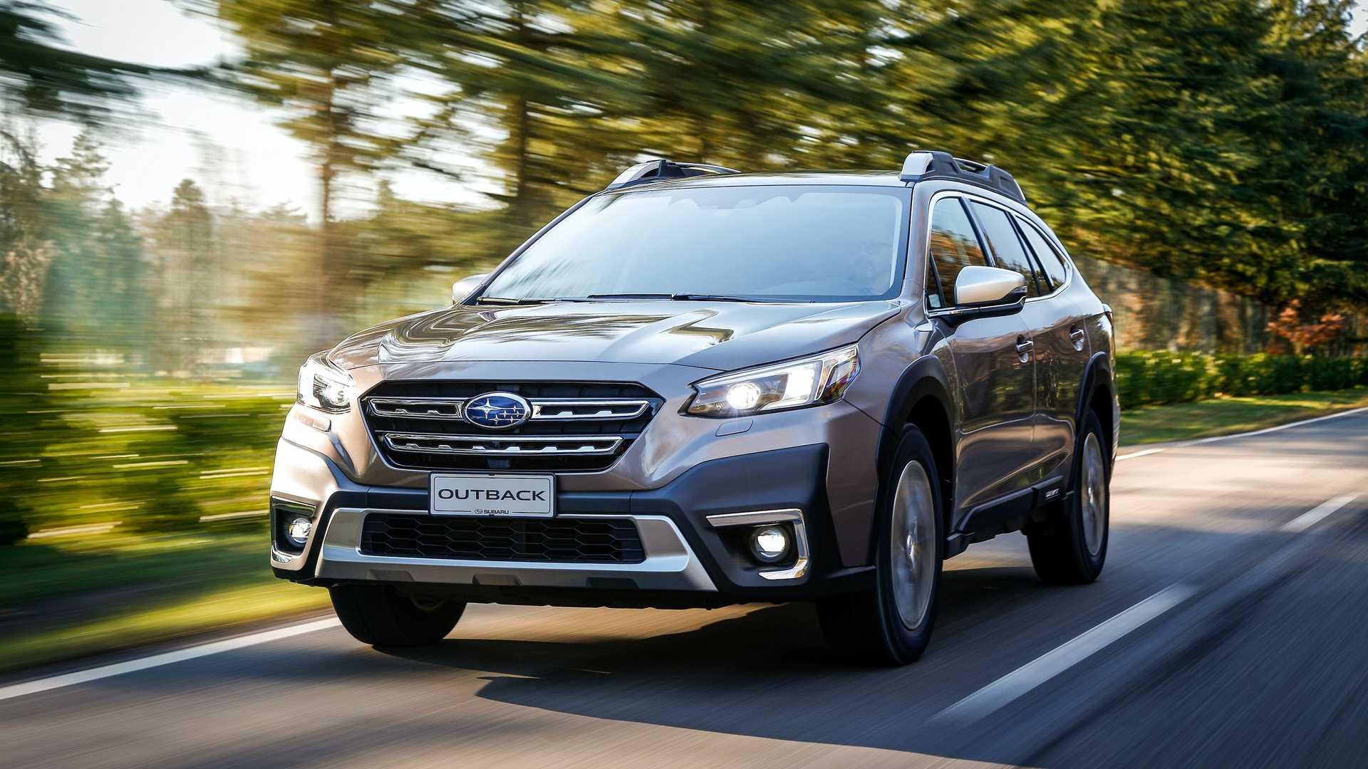 Subaru Outback Trek